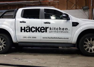 Hacker Kitchens
